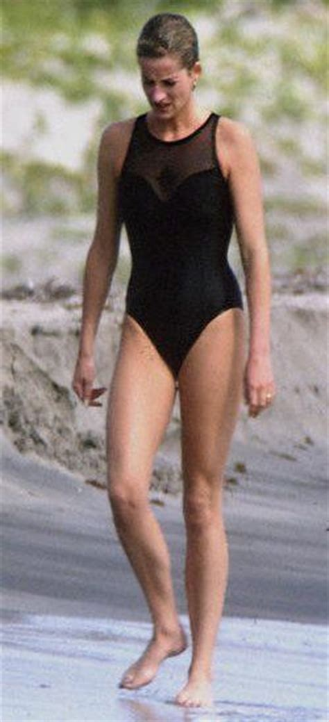 princess diana hot pictures 102 best images about princess di swimwear on pinterest