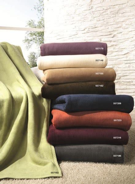 Decke 60 Baumwolle 40 Dralon by Wolldecke Decke Tagesdecke Baumwolle Dralon Kuscheldecke