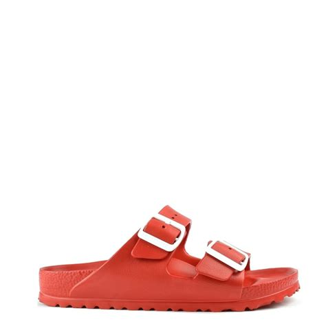 rubber birkenstock sandals birkenstock arizona rubber two sandal