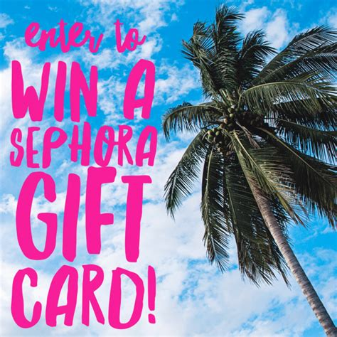 Sell Sephora Gift Card - win a 100 sephora gift card giveaway ends 8 11