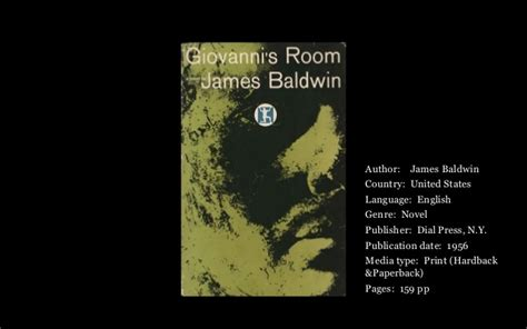 Giovannis Room Essay by S Room By Baldwin
