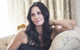 Top Interior Design Blogs Courteney Cox I M Trying To Be Positive About Ageing