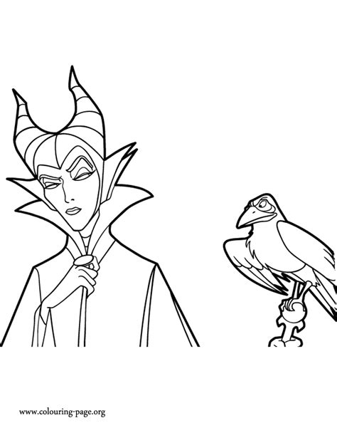 maleficent dragon coloring page maleficent maleficent and diablo coloring page