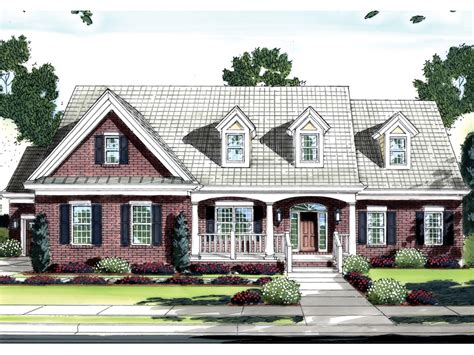 Houseplans And More by Dorisanne Country Home Plan 065s 0027 House Plans And More