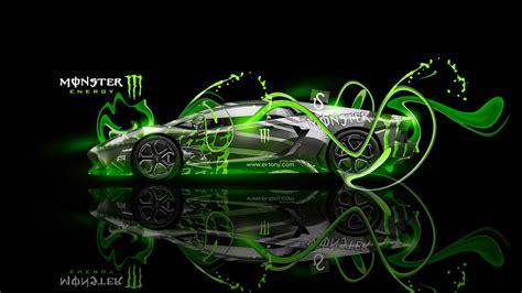 Monster Energy Sticker Wallpapers by Monster Energy Lamborghini Aventador Fantasy Plastic Car