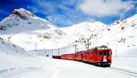 imagenes de paisajes con nieve paisajes bonitos de invierno