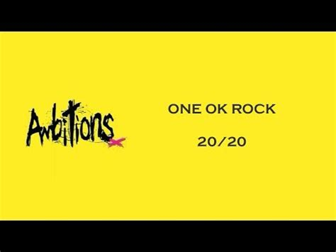download mp3 one ok rock one ok rock 1 20 lagu mp3 freshlagu