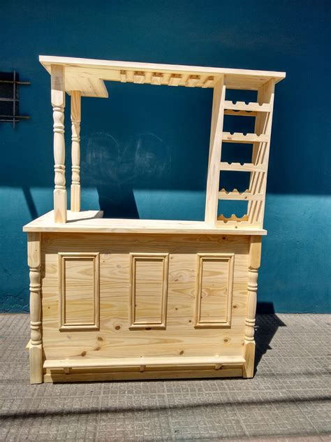 mueble barra bar barra de bar madera por encargo de acrlico slida barra de