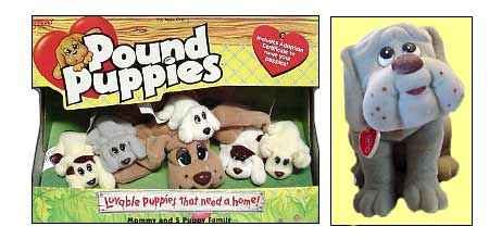pound puppies 1980s pound puppies retro
