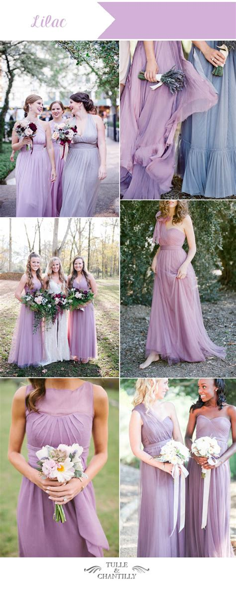 wedding colors for summer summer bridesmaid dresses tulle chantilly wedding