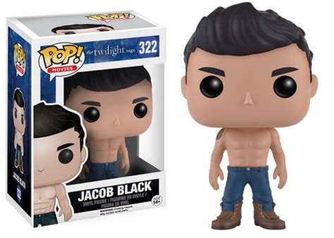 Funko Pop The Twilight Saga Jacob Black 322 funko pop twilight saga checklist set info visual guide