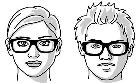 l shade shapes guide l shade shape guide l shade shape guide face shape glasses