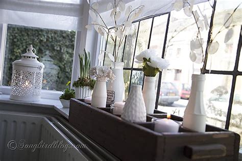 Lights To Hang In Bedroom Spring Decorating On A Window Sill