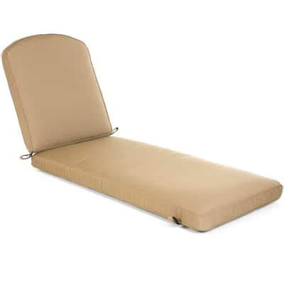 thick chaise lounge cushions hanamint 3 5 quot thick replacement chaise lounge cushion