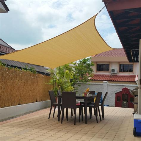 shade cover for patio best in shade sails helpful customer reviews