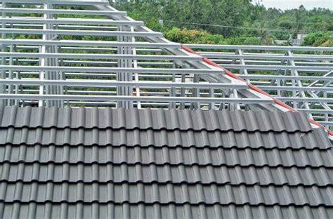 Jasa Baja Ringan jasa pasang rangka atap baja ringan property bandung