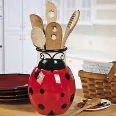 ladybug kitchen on ladybugs bug and aprons