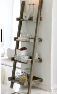 diy project a ladder shelf