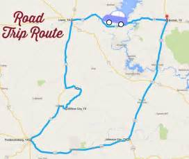 wildflower map road trips the daytripper