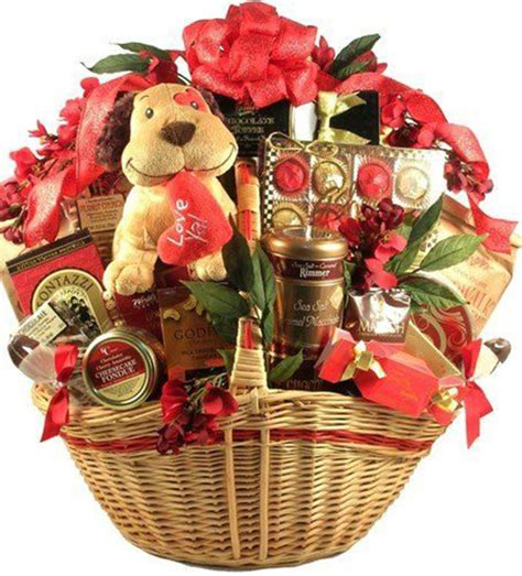 gift baskets for valentines 15 s day gift basket ideas for husbands or