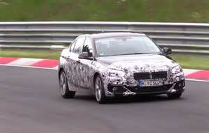 fwd bmw 1 series sedan 2 series gran coupe spotted