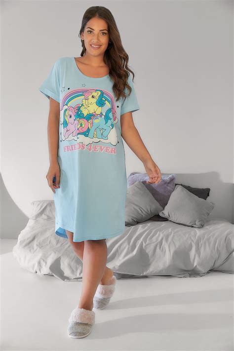 Add Target Gift Card To Account - blue my little pony nightdress plus size 16 to 36