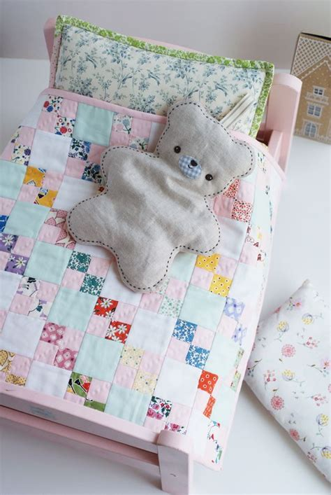 Patchwork Dolls Patterns - the 25 best doll quilt ideas on diy doll