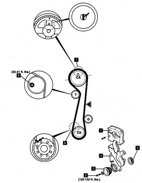 2006 Hyundai Elantra Timing Belt by How To Replace The Timing Belt On The Hyundai Elantra Or