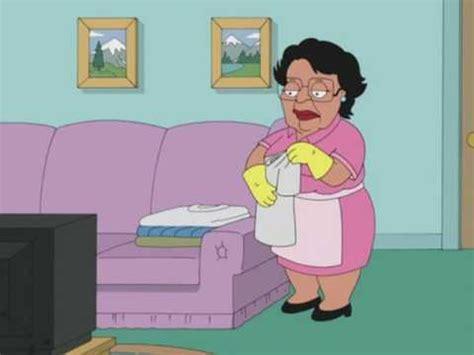 Cleaning Lady Family Guy Meme - family guy consuela youtube