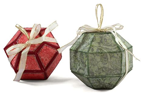christmas ornament box pazzles craft room