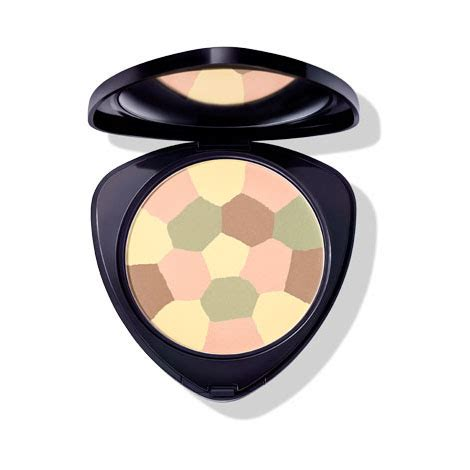 color correcting powder colour correcting powder skin care dr hauschka