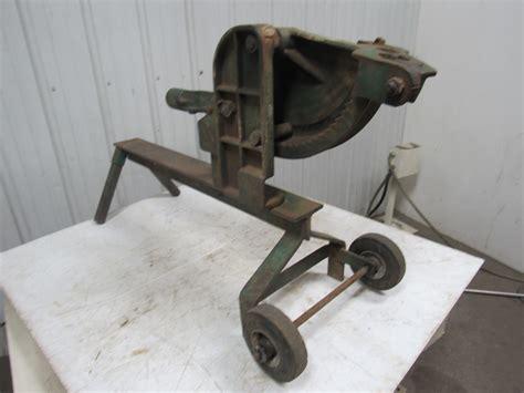 Greenlee Plumbing by Greenlee 1801 Mechanical Conduit Pipe Bender For 1 1 4 1 1