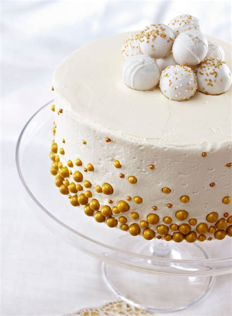 Champagne Cake   Traditional Home