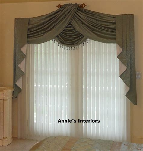 swag jabot curtains curtains valances and swags appalachian swag valance