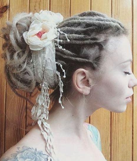elegant dreadlock hairstyles for women 15 different dreadlocks for women