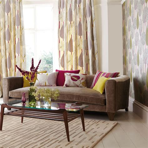 matching wallpaper and curtains fabrics style library the premier destination for stylish and