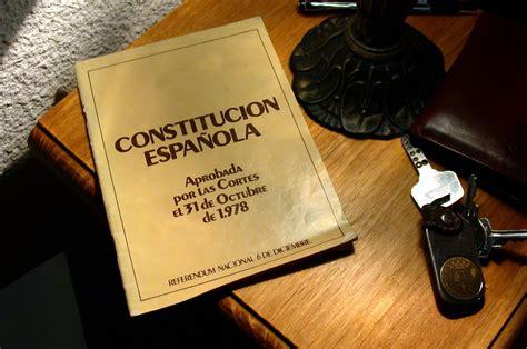 constitucin espaola el art 237 culo 1 de la constituci 243 n espa 241 ola