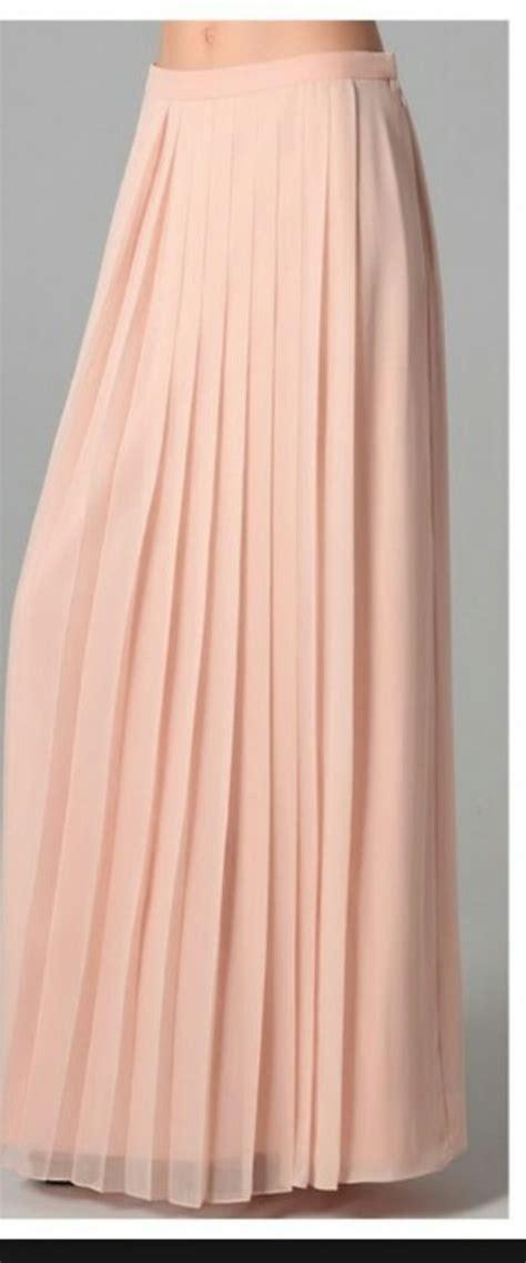 blush maxi skirt dress ala