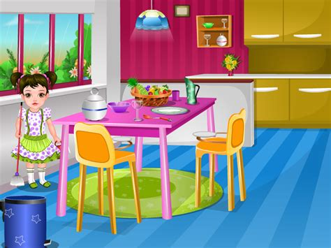 good music to clean the house to kids house clean games android apps on google play