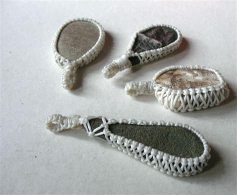 How To Macrame - ecocrafta macrame macrame wrapping lace style