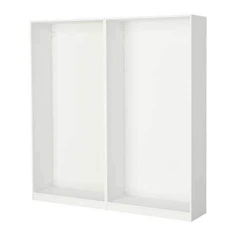 ikea wardrobe frames pax 2 wardrobe frames white ikea