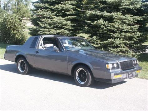 auto air conditioning service 1987 buick somerset auto manual buy used 1987 buick regal limited coupe 2 door 3 8l turbo same as grand national in metamora