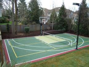 basketball court outdoor lighting pickleball it s a seattle thing and basketball court