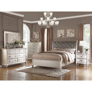 Cheap White Nightstands California King Bedroom Sets Shop The Best Deals For Mar
