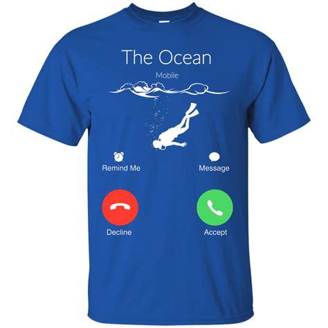 Tshirt Scuba Diving the is calling scuba diving t shirt hoodies tank top