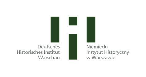 Dhi pressebereich deutsches historisches institut warschau
