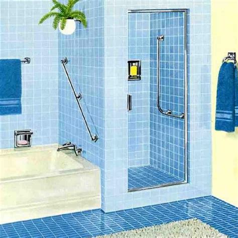 sky blue bathroom tiles ideas  pictures