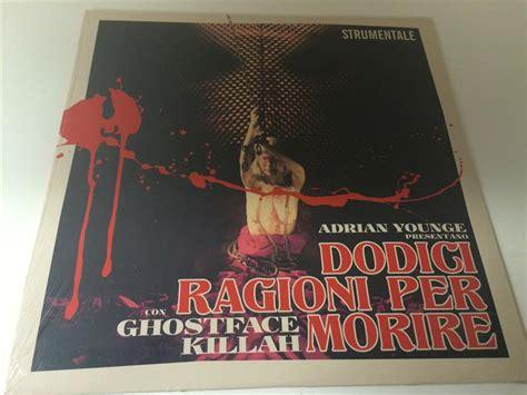 12 Reasons To Die Vinyl by Ghostface Killah 12 Reasons To Die Instrumentals Vinyl