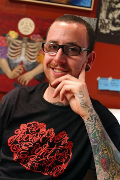 aces over eights tattoo when artist jimmy bruce saw a chance to co own