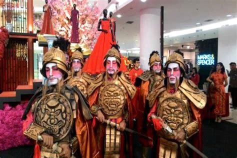 Jkt Qing Merah kekaisaran china ramaikan perayaan imlek 2017 187 trax fm